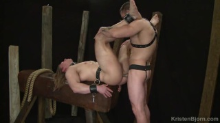 Leather Studs Fucking Audition