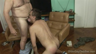 Older Spanish Lovers Fucking