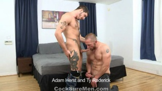 Adam Herst and Ty Roderick Fucking