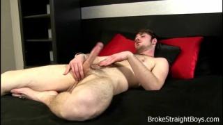Masturbating Furry Guy