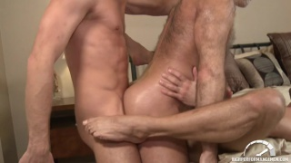 Christopher Daniels, Allen Silver & Will Swagger Threesome