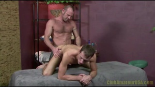 Kyle Quinn Fucked by his Masseur