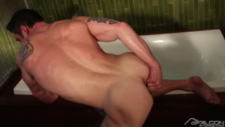 Ryan Rose in Falcon Masturbation