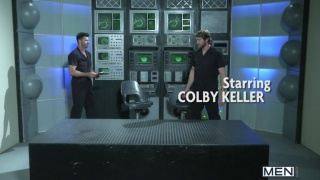 Billy Santoro and Colby Keller Fucking