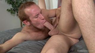 Redhead Guy in 69 Cock Sucking