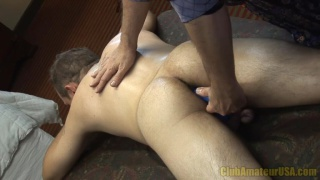 Massage Table Butt Exploration