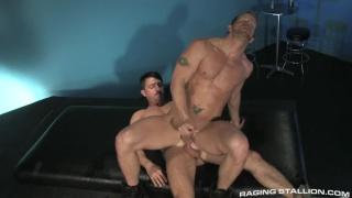 Jimmy Durano Fucks Jeremy Stevens