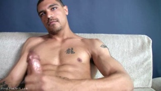 Latino dude with a hot attitude