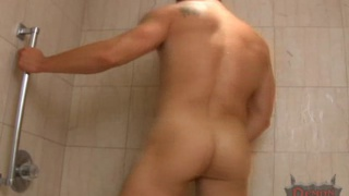 Beaux is horny with a big dick