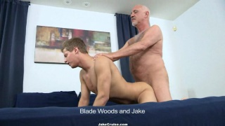 Jake Cruise Fucks Blade Woods