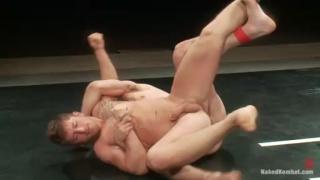 Steve Sterling & DJ Nude Wrestling