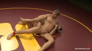 Nude Wrestling Alex Adams vs Jessie Colter