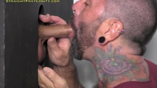 Meaty Cock at the Glory Hole