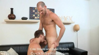 Hairy Cole Streets Pounding Hole