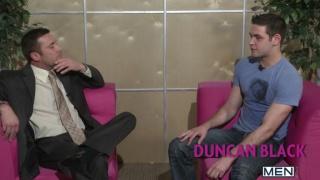 Duncan Black Puts Moves on Str8 Room Mate Donny Wright