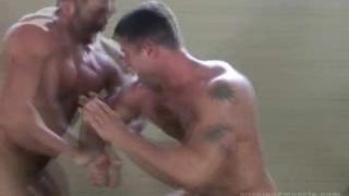 Straight turns into gay cock dick movie Str8 Hunk Slice