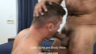 Brody Rides a Thick Cock