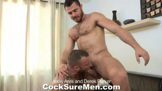 Furry Hunk Jessy Ares Plowing Ass