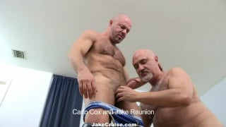 jake Gay nude massage cruise