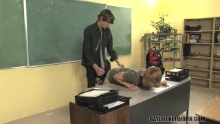 Classroom Oral Sex