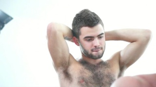 Furry Josh Long Rides Dylan Roberts' Dick