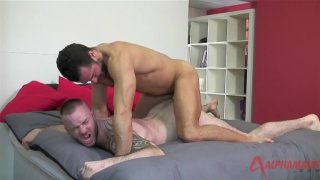 Jessy Ares Pounds Furry Justin King