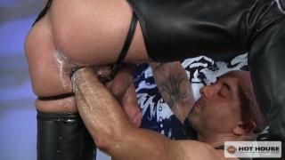 Brian Davilla Fists Drew Sebastian