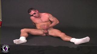 Dak Ramsey Jacks 8-Inch Cock