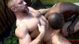 Dirk Caber and JP Richards Flip Flop Fuck