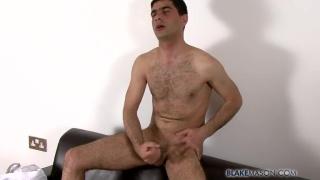 Hairy Bulgarian Jacks Fat Cock