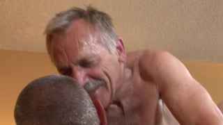 Daddy with Moustache Likes to Fuck