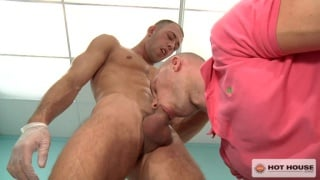 Doctor Brandon Jones Prescribes a Big Cock