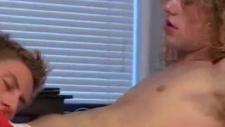Damian Duke & Sean Deacon Play in Underwear
