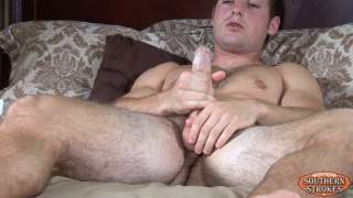 Country amateur Billy stroking