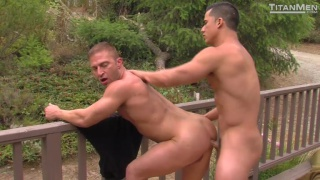 Titan's latest release with Topher DiMaggio and JR Bronson