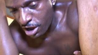 Buster Sly raw Gant Black fucking raw