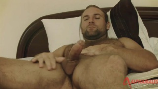 hairy hunk tom wolfe beating off