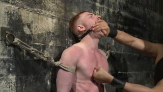 ginger sub in the dungeon