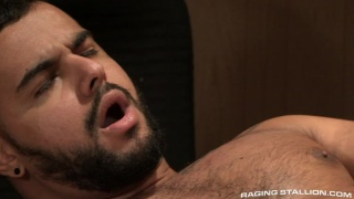 Fabio Stallone & Tony Orion fuck in San Francisco Meat Packers