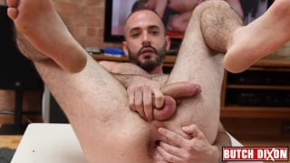spanish hairy man David Pedroso