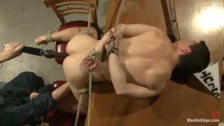 Tyler Sweet Tortured at Men on Edge