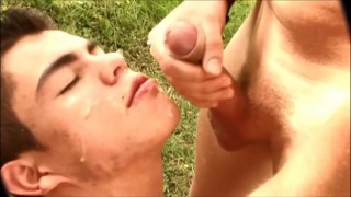masturbating latinos share cum loads
