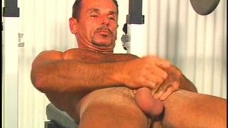 Corey Winters dildo fucks his ass