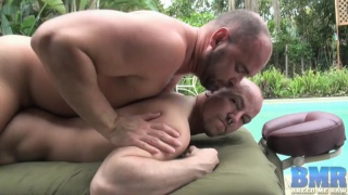 Tyler Reed and Lex Antoine Fucking Outdoors