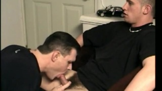 sucking off straight boy marshall