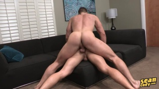 handsome jocks fuck raw at sean cody