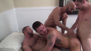 tate ryder's retirement gang bang fuck