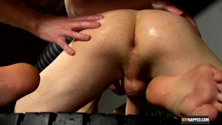 bound bound has an ass that needs filling