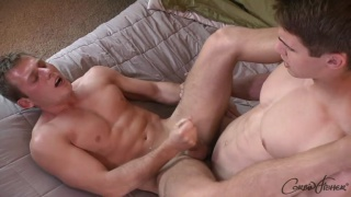 liam does his first guy-on-guy fuck scene