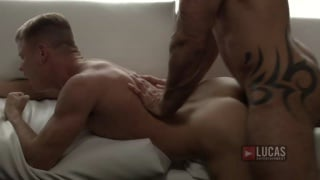 adam pounds joseph bareback after long blowjob